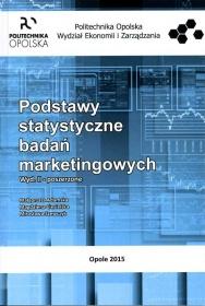 Podstawy statystyczne badań marketingowych