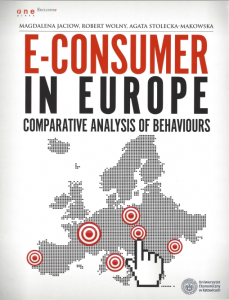 E-consumer in Europe. Comparative analysis of behabiours