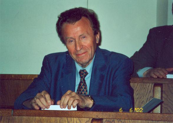 Prof. dr hab. Stefan Mynarski