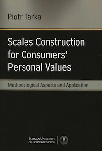 Scales Construction for Consumers' Personal Values