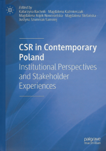 CSR in Contemporary Poland. Institutional Perspective and Stakeholder experiences