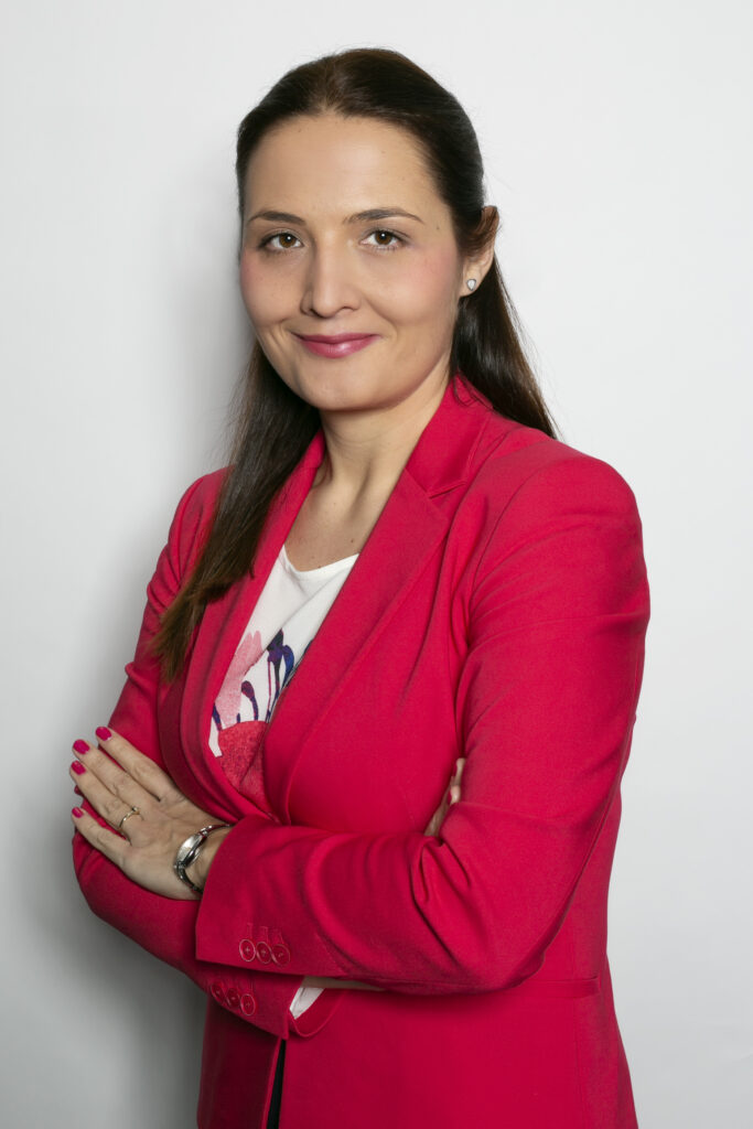 Dr Anna Rogala
