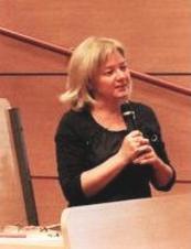 Dr hab. Barbara Kucharska, prof. UE